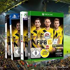 (Prime/ONE) Fifa 15 Ultimate Team Steelbook Edition als WHD ab 36,64 €