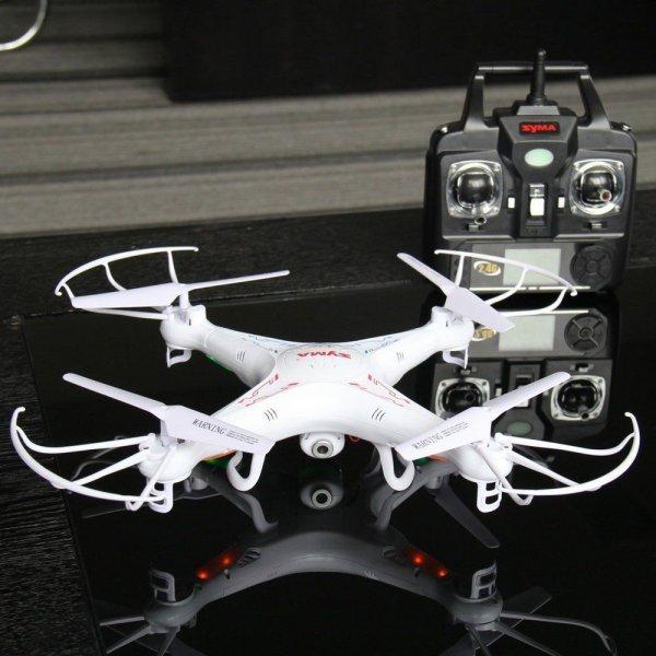 SYMA X5C Quadrocopter Drohne mit HD Kamera 2,4 Ghz 3D - 39,99 inkl. Versand aus Berlin
