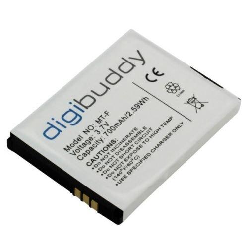 Digibuddy Akku für Fritzfon MT-F, C4 oder M2 für 5,69 € @Ebay