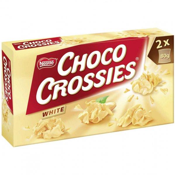 [MAINTAL] Globus: Choco Crossies White 160g für 0,90€