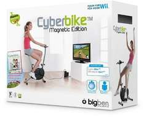 "[Amazon-Marktplatz]  WII Cyberbike ""Magnetic Edition"" inkl. Fahrrad"
