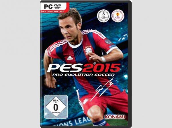 Pro Evolution Soccer 2015 - PC bei Saturn für 9,99€ bei Filiallieferung (Versand + 1,99€)