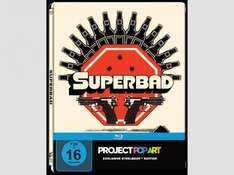 Superbad Exklusiv Pop Art Steelbook bei Saturn.de