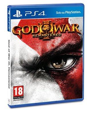 (Amazon IT/PS4) God Of War 3 Remastered für 27,32 €