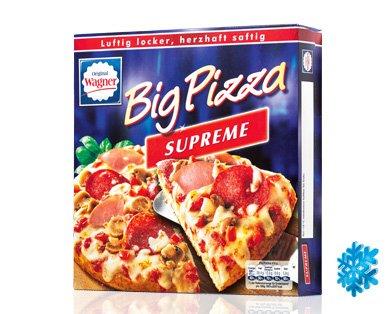 [Aldi-Süd] Wagner Big Pizza am Samstag 15.08.2015