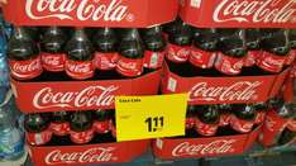 [Offline] [REWE, lokal Esslingen?] 2L Coca Cola, Cola Light, Mezzo Mix für 1,11 (zzgl. Pfand)