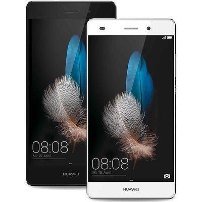 Huawei P8 Lite Smartphone 16 GB 5,0 Zoll IPS Display 13 Megapixel Kamera Handy