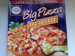 Original Wagner Big Pizza nur 1,69€ / nur am Samstag, 15.8.15 Aldi SÜD