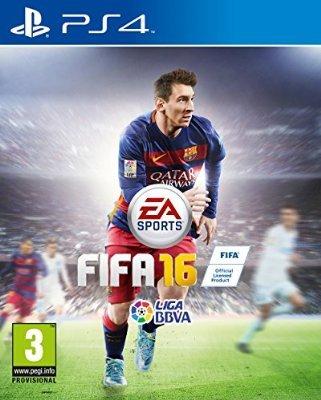 [Amazon.es] FIFA 16 für PS4 - 57,79€ inkl. Versand