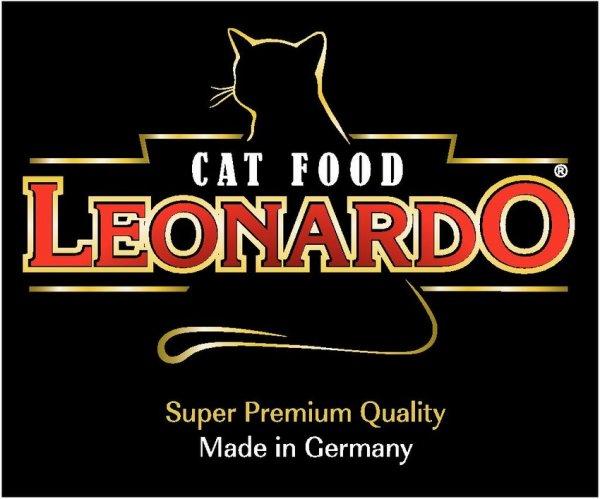 Gratis LEONARDO® Katzenfutter Probe + 2 Gutscheine (10€ - offline / 5€ - online)