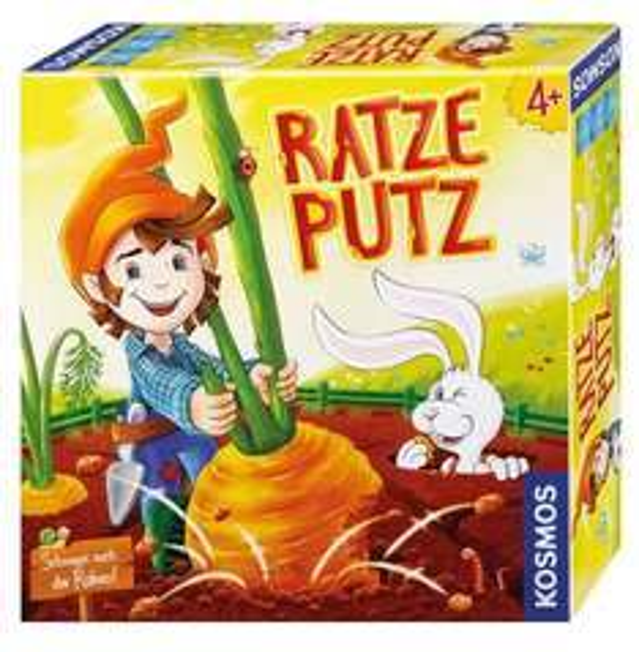 Buch.de/Thalia.de/Bol.de: Kinderspiel Ratzeputz 17,99€