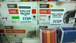 [lokal Marktkauf GL] Weber One Touch Original 57cm für 111 Euro