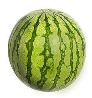[GLOBUS] Gestreifte, kernarme Wassermelonen aus Spanien für 1,49€ (pro Melone nicht pro Kilo) [HEUTE]