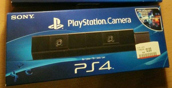 [Lokal MM Deggendorf] Sony PS4 Kamera neu für 10,00 €