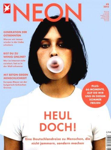Zeitschrift NEON im Werbeabo für effektiv 9,40 € im Jahresabo