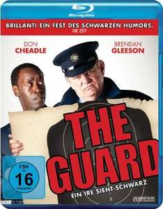 (Amazon Prime) The Guard - Ein Ire sieht schwarz [Blu-ray]