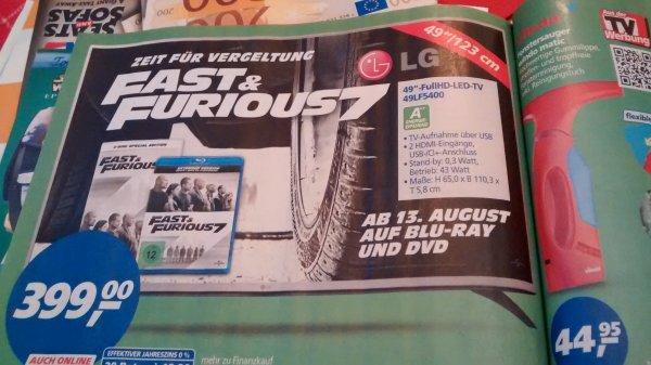 "49"" LED TV LG 49LF5400 bei Real (offline+online) für 399€ (statt PVG 629€)"