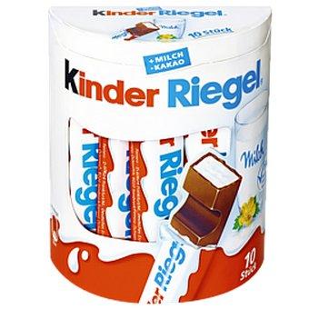 [KAUFLAND] KW33: Kinder Riegel 10 Stück 210g (13.-15.08.15) für 1,29€