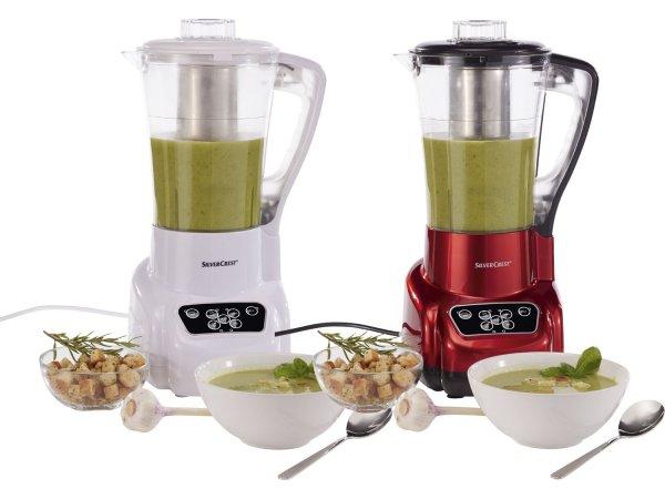Suppenbereiter SILVERCREST® Kochautomat SSK 300 A1 ab 48,78€ bei Lidl oder 36,99€ bei ebay.de