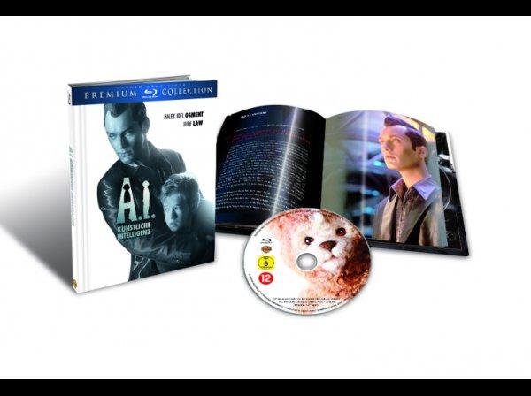 A.I. - Künstliche Intelligenz (Premium Collection) - (Blu-ray) @Saturn