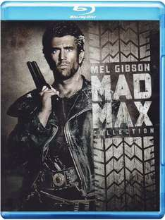 Mad Max – Trilogie [Blu-ray] für 17,56 € @amazon.it