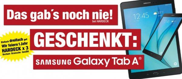 [Möbel Hardeck - Bochum, Bramsche, Senden] Beim Kauf ab Warenwert 2599€ gibt es ein Samsung Galaxy Gab A (299€) gratis dazu