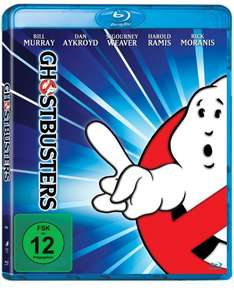 Ghostbusters (Deluxe Edition 4K Mastered) [Blu-ray] [Deluxe Edition] für 6,90€ @ Amazon Prime