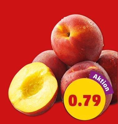 [PENNY] Nektarinen , Klasse I, in der 1kg-Schale für nur 0,79 € (10.08.15 - 15.08.15)