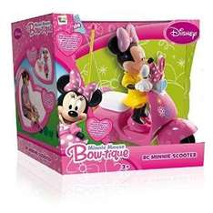 Amazon Prime(WHD) Minnie Mouse RC Scooter