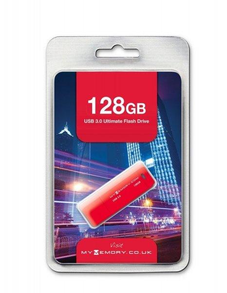 [mymemory] 128GB USB 3.0 Stick für 27,99€