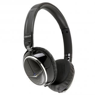 Klipsch Image One Bluetooth On Ear Kopfhörer Schwarz