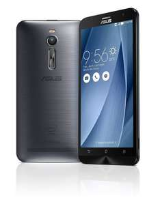 [amazon.it] Asus ZenFone 2 Smartphone 4 GB RAM, 32 GB, 4G/LTE, Dual-SIM, Silver oder Rot ab 288,35 €
