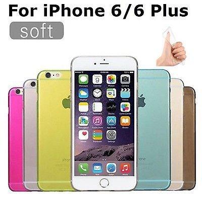 Silikon Tasche für iPhone 6/6 Plus