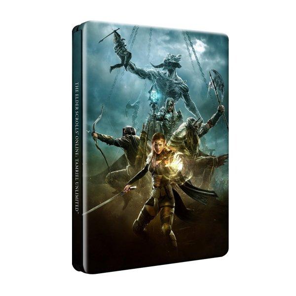 The Elder Scrolls Online: Tamriel Unlimited - Steelbook (PS4/Xbox One) für 44,97€@Amazon.de