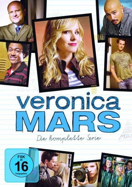 (Amazon.de-Prime) Veronica Mars - Die komplette Serie 3 Staffeln mit 18 DVDs für 21,97€