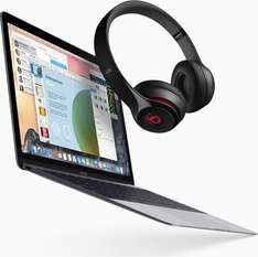 [APPLE Education] Beats Solo 2 GRATIS zu allen Produkten (außer Mac mini & Refurbished)