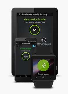 Bitdefender Mobile Security - 6 Monate kostenlos für Android