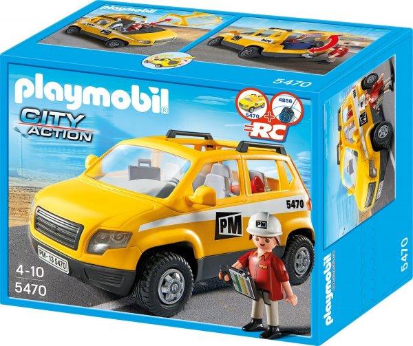 [Amazon-Prime] PLAYMOBIL - Bauleiterfahrzeug