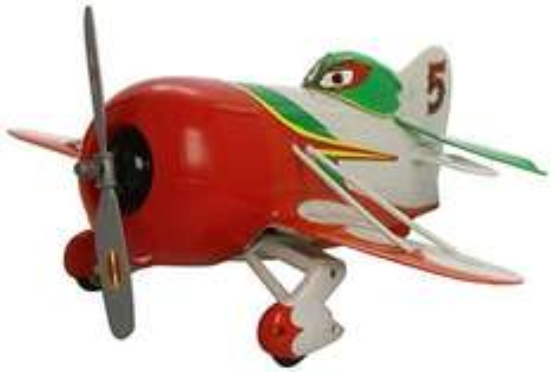 [Amazon-Prime] Dickie Spielzeug - RC Disney Planes, Driving Plane El Chupacabra, 2-Kanal Funkfernsteuerung, rot/grün/weiß