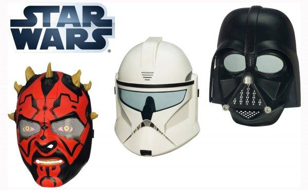 [Amazon-Prime] Hasbro - Star Wars elektronischer Helm - sortiert