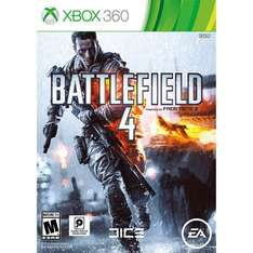 Battlefield 4 inkl. China Rising Erweiterungspack (Xbox 360) für 9,99€ @Buecher.de