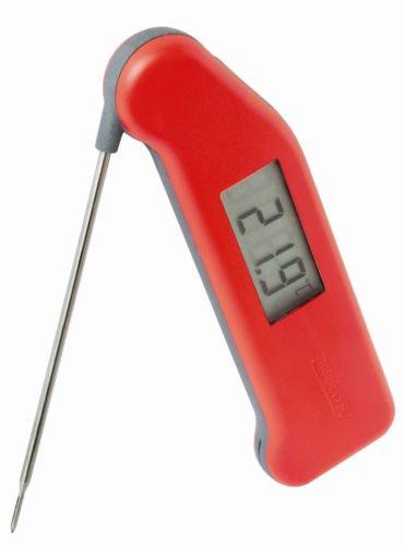 SuperFast Thermapen Sekundenthermometer  - idealo ab 69,90€, hier generalüberholt 42,47 aus UK (vom Hersteller)