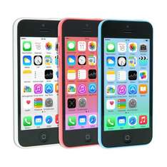 [Ebay WOW-Angebot] Apple iPhone 5C 8GB (in blau, pink o. weiß) Generalüberholt - 219,90€