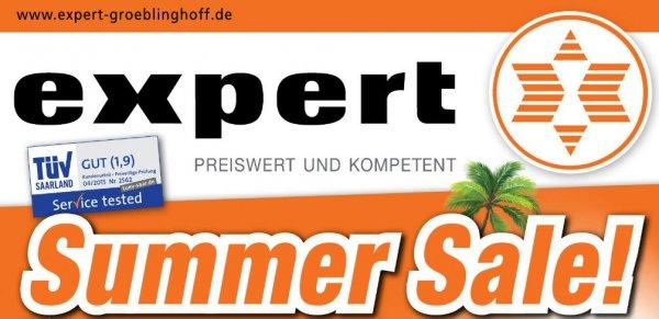 [Lokal Expert Groeblinghoff Gruppe - Summer Sale] Panasonic TX-65CXW414 für 1597€, SanDisk Ultra 64GB für 19,53€ und mehr