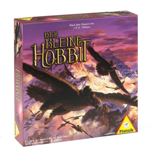 (Brettspiel) Der kleine Hobbit ab 6,67 € bei Amazon