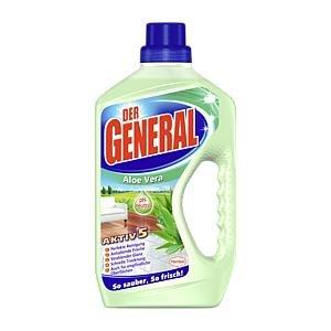 [ROSSMANN evtl. bundesweit] Green Label: Abverkauf Der General Aktiv 5 Allzweckreiniger Aloe Vera (750 ml/1000 ml), Citrus (750 ml) und Bergfrühling (750 ml/1000 ml) 2 Flaschen für 0,40 € bzw. 0,36 € (Green Label + Coupon + 10% Rossmann Coupon)