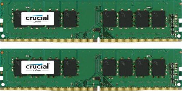 Crucial DIMM Kit 16GB, DDR4-2133, CL15-15-15 für 98,34 @ NBB