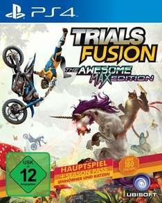 Trials Fusion: The Awesome Max Edition (PS4) für 29,95€ @Bücher.de