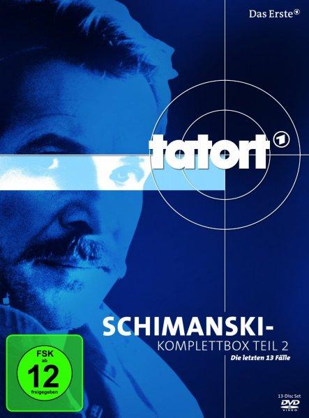 [AMAZON PRIME] DVD Tatort: Schimanski Komplettbox Teil 2 - 13 Fälle