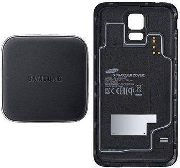 [GRAVIS] Samsung Induktives Ladeset für Samsung Galaxy S5, schwarz